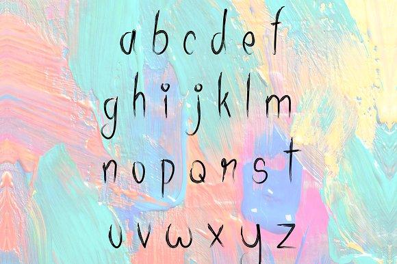 Pablo Script Font