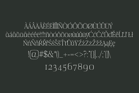 Starlyn Serif Font Family