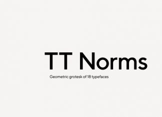 TT Norms - iFonts - Download Fonts