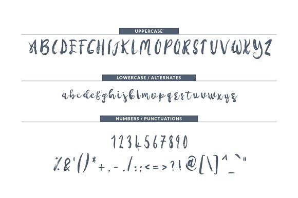 Bluejeans Font