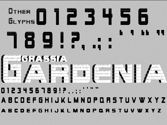 Grassia Font