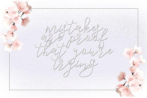 Marsha Typeface Script