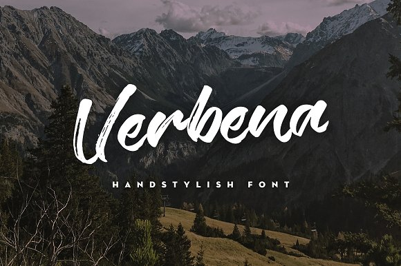 V PACK HANDSTYLISH FONT BUNDLE