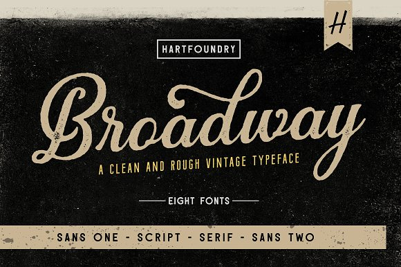 Download Broadway   Font Pack - iFonts.xyz
