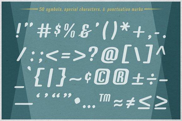 Speedball Pen & Ink Typeface