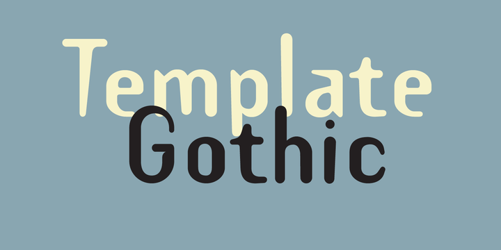 Template gothic font family ifonts template gothic font family about this font family pronofoot35fo Gallery