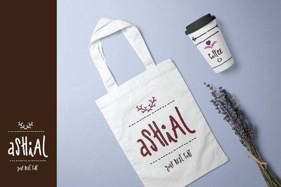 Ashial-Chalky style
