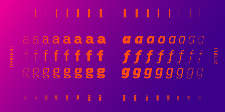 Atiga Font Family