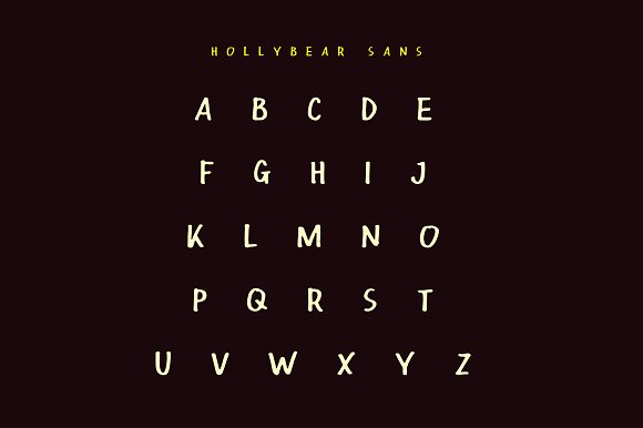 Hollybear Script Fonts