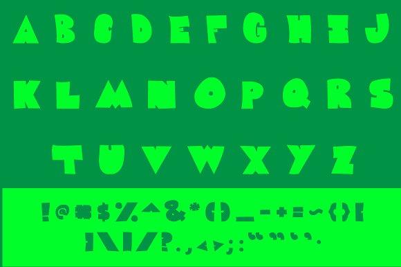 Ridiculous Typeface
