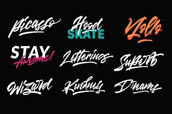 Blinded - Freestyle Logotype 25% OFF