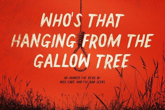 Gallow Tree