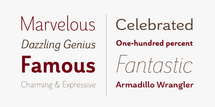 Grenale #2 Font Family