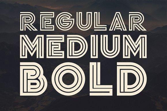 Jordan - Display Font