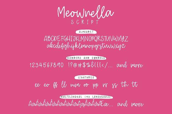 Meownella Script