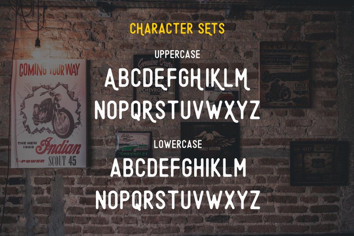 Original - A Minimalist Font