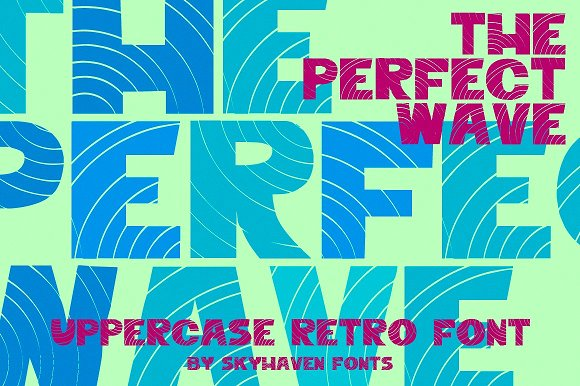 Skyhaven Fonts Mega Bundle!