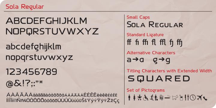 Sola Font