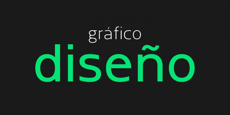 Alicante Sans Font Family