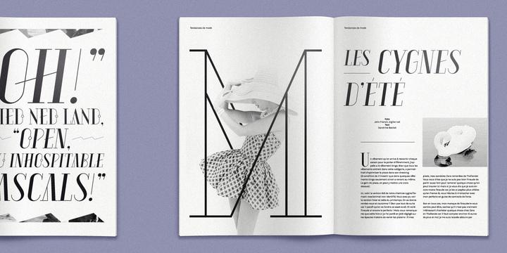 Aquus - For Logotypes, Packaging or Magazine Titles