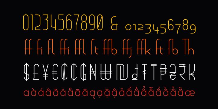 Arsinoe Font Family