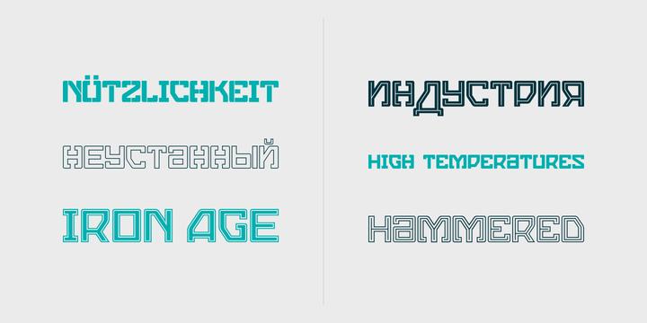 Eslava Font Family