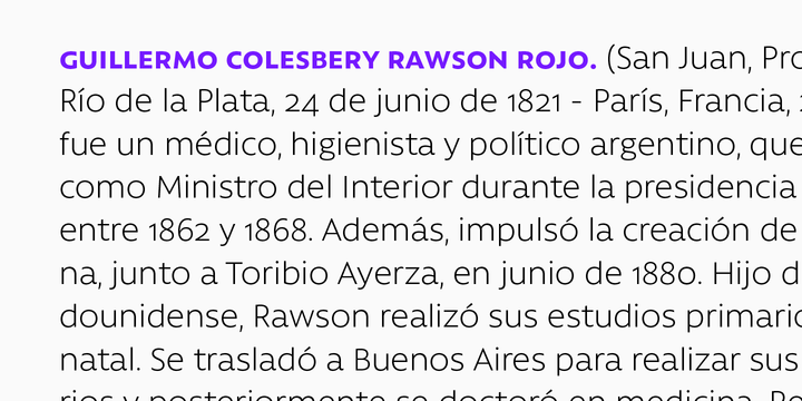 Rawson Font Family