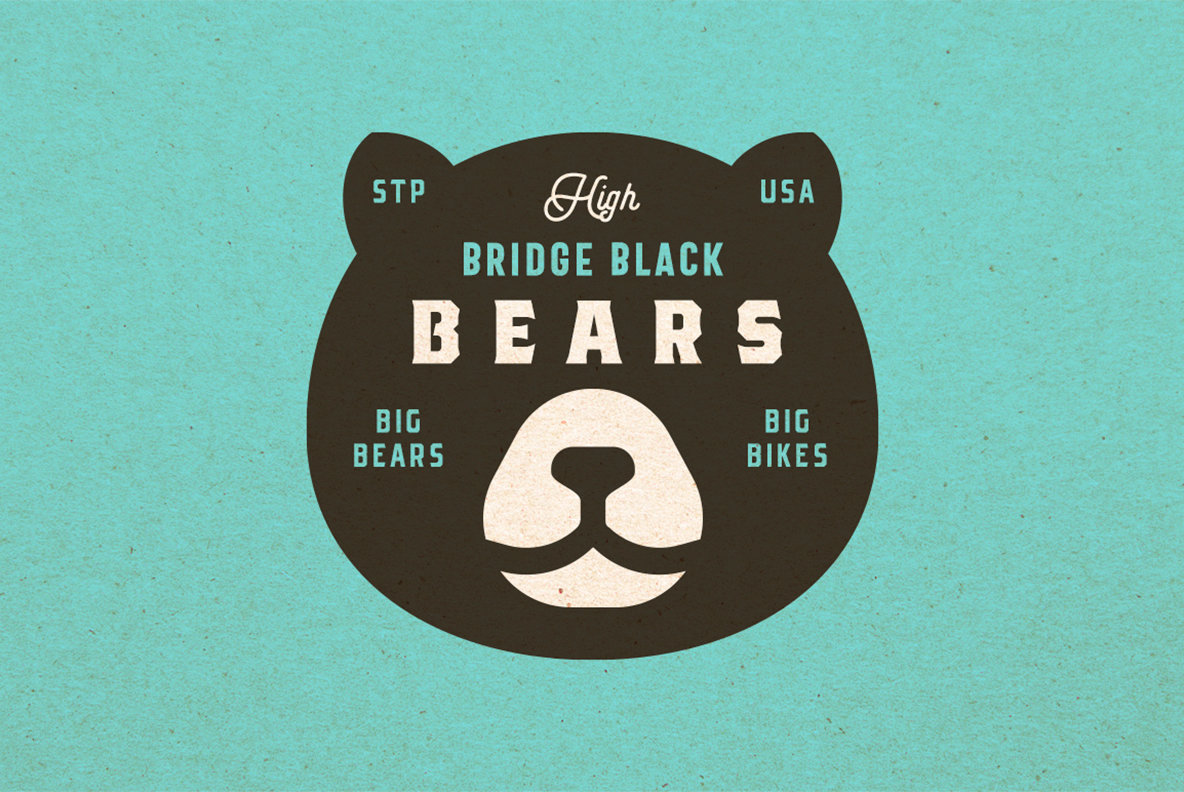 The Bartender Collection Font Family - 12 Fonts