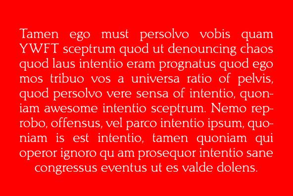 Titus Font