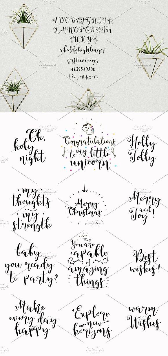 Blumenthal Handwritten Font