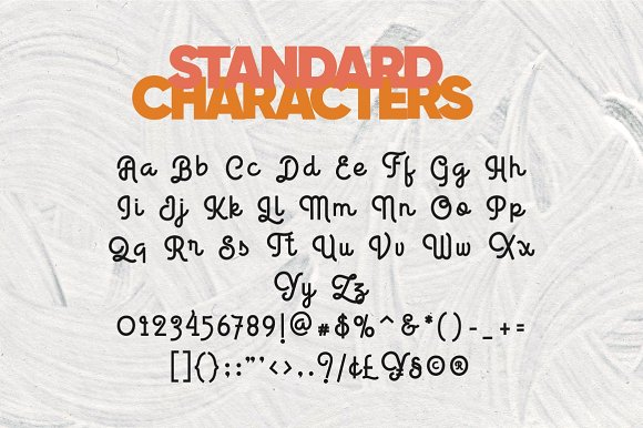 Candys Typeface