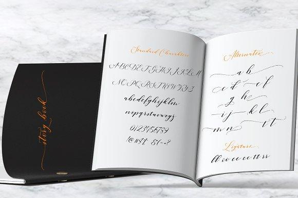Lucinda Script Font