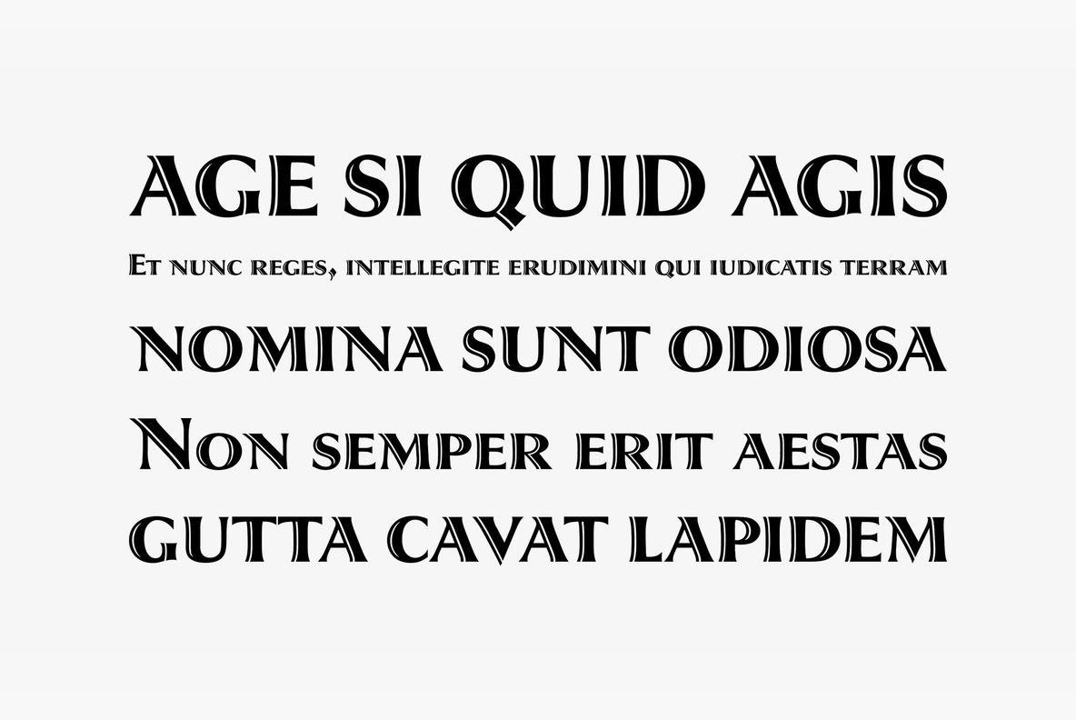 Atrax Font