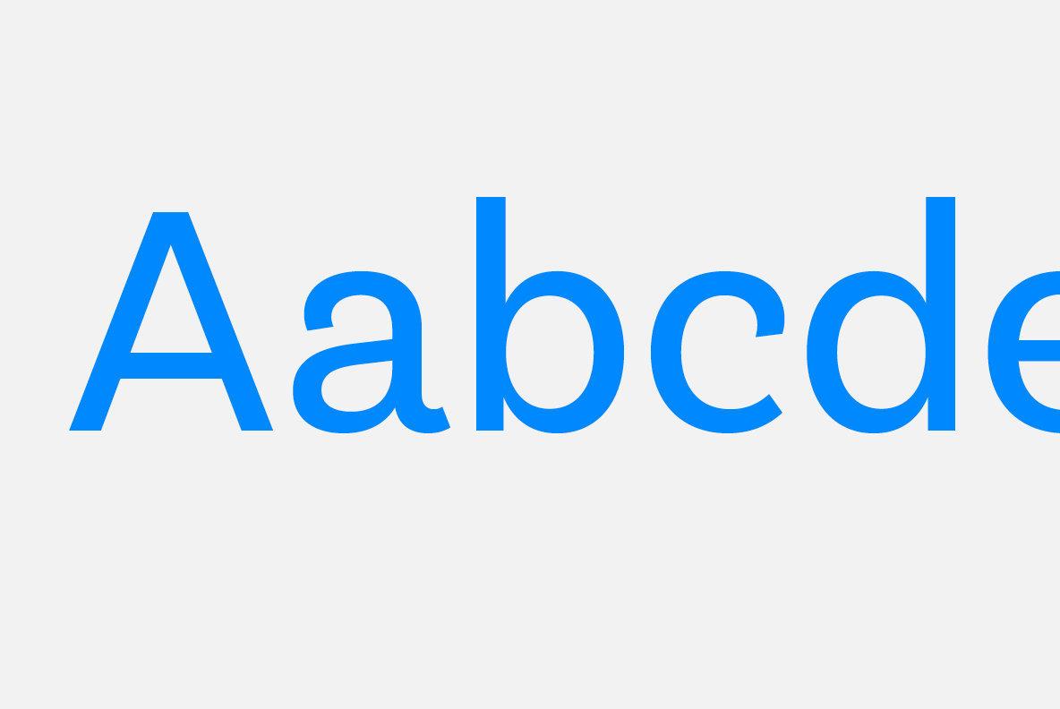 Klainy Font Family