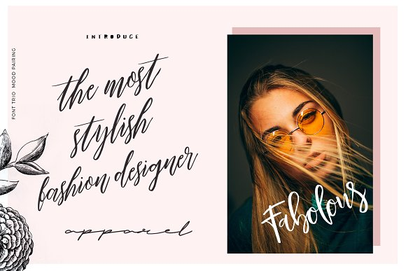 Maldina Feminime (4 fonts)