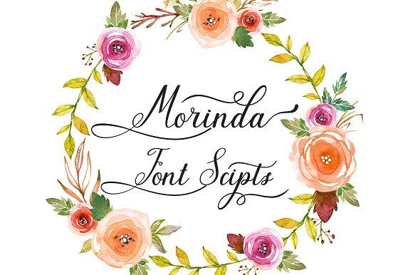 Morinda Font