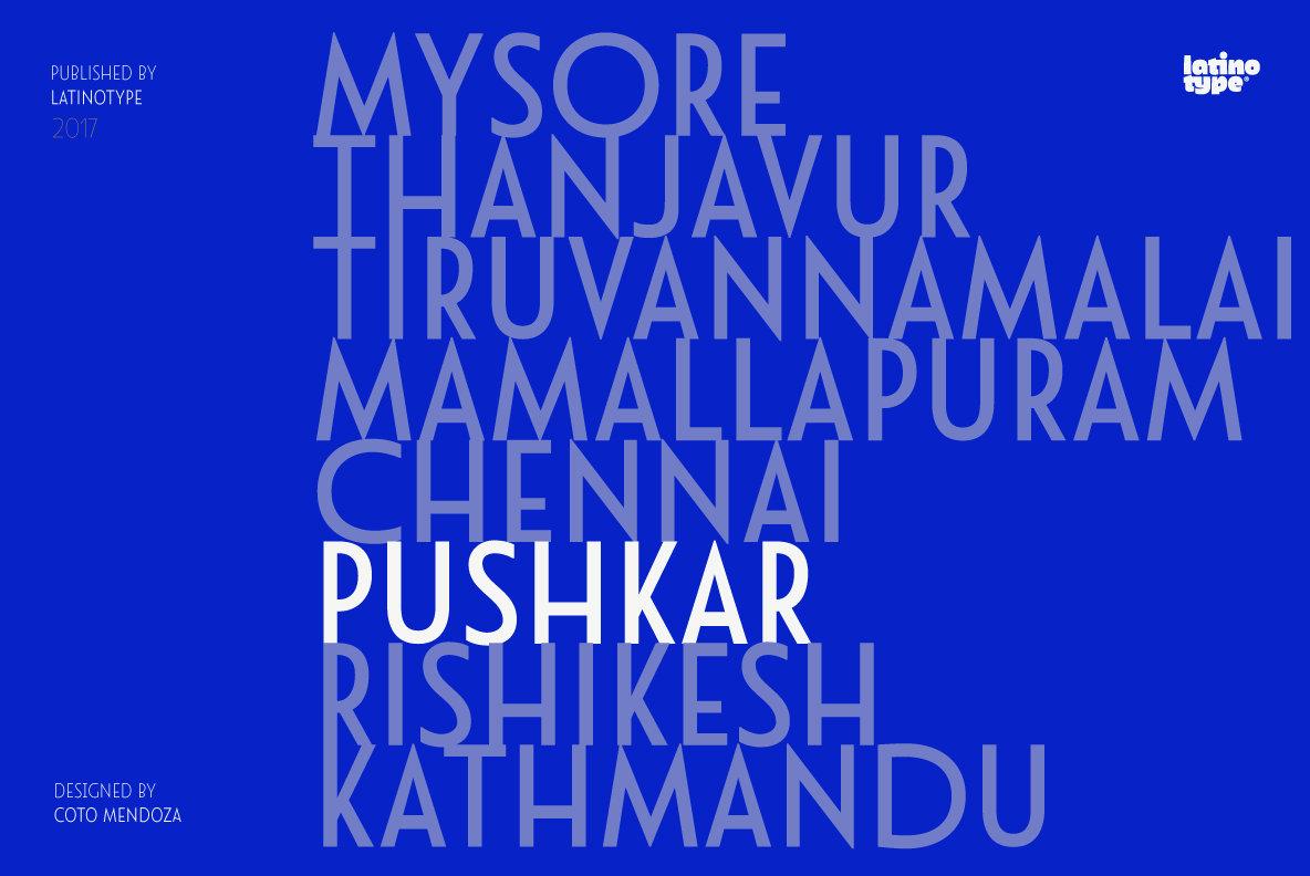 Namaste Font Family