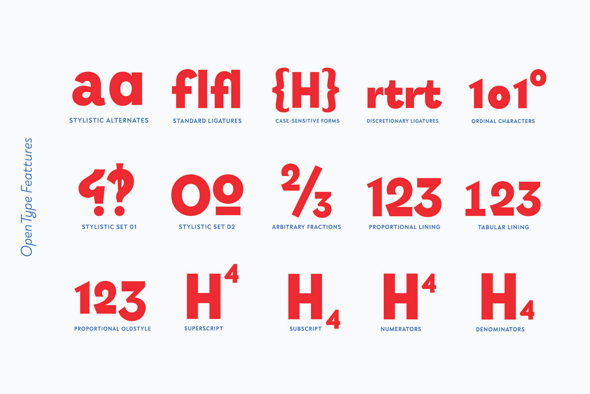 Brightwell Font Family