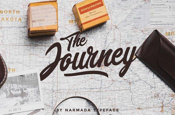Narmada Typeface