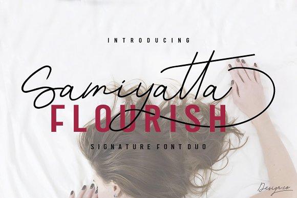 Samiyatta Font Duo