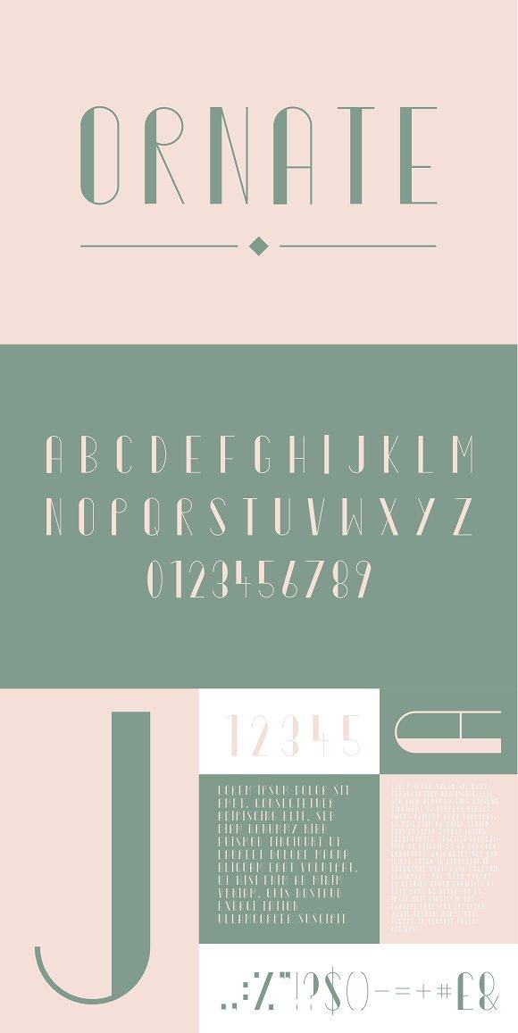 Serif Type Pack