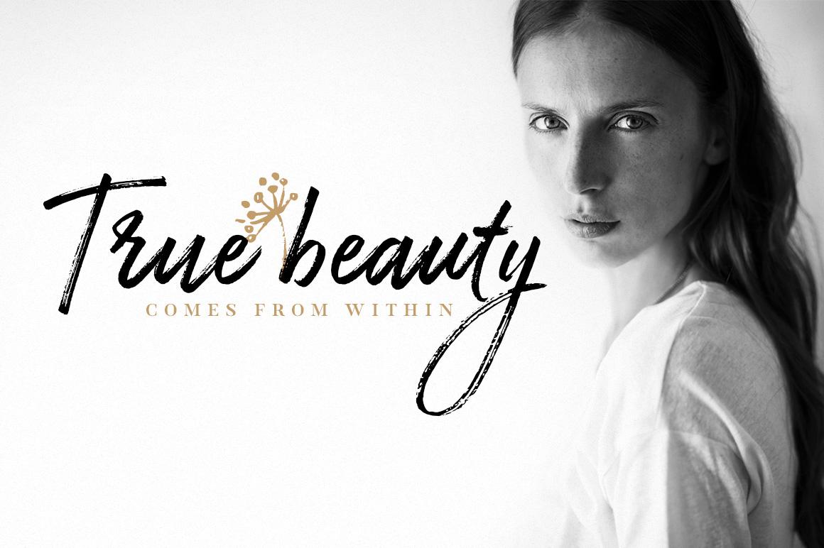 Beautiful Minds - A Versatile Font Family