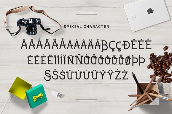 Northern Slab Serif Font