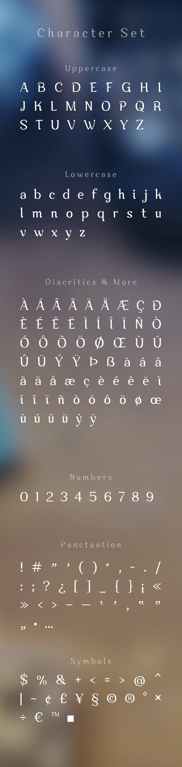 Nova Classic Font - Regular