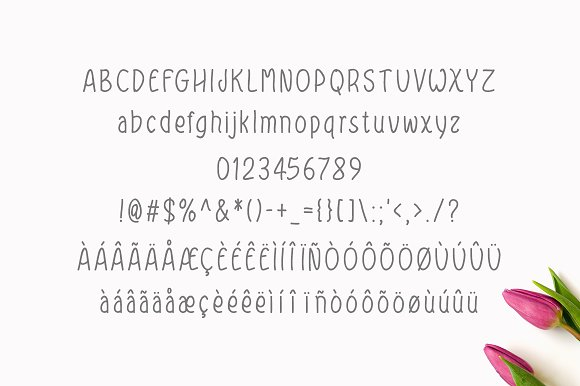 Observable Happiness Typeface