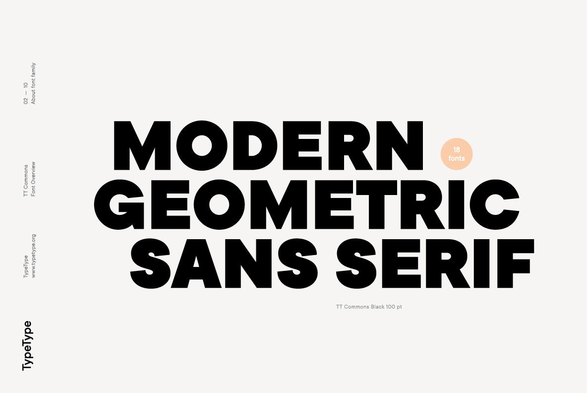 TT Commons Font Family - iFonts xyz