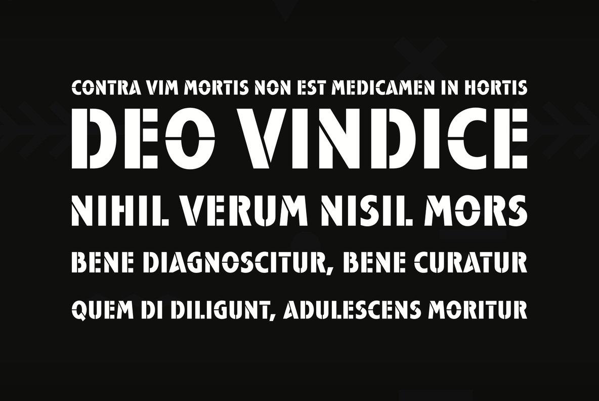 Campaign Font