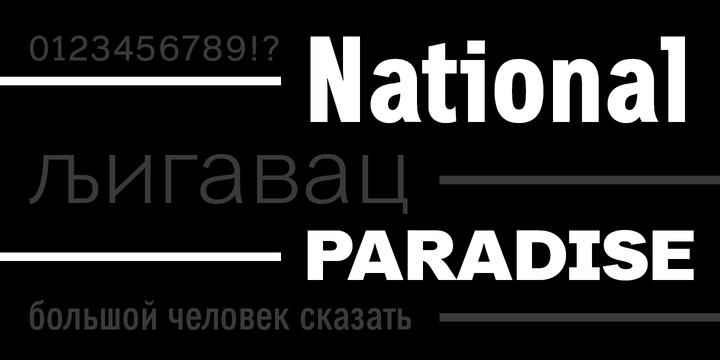 Dopis Font Family