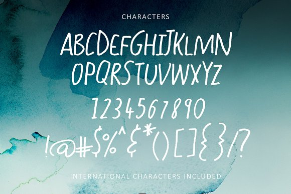 Ice Castle Display Font