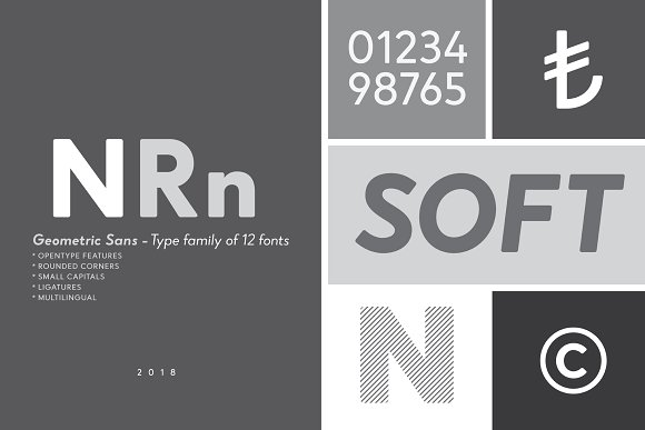 Narin Typeface-Introductory - iFonts xyz